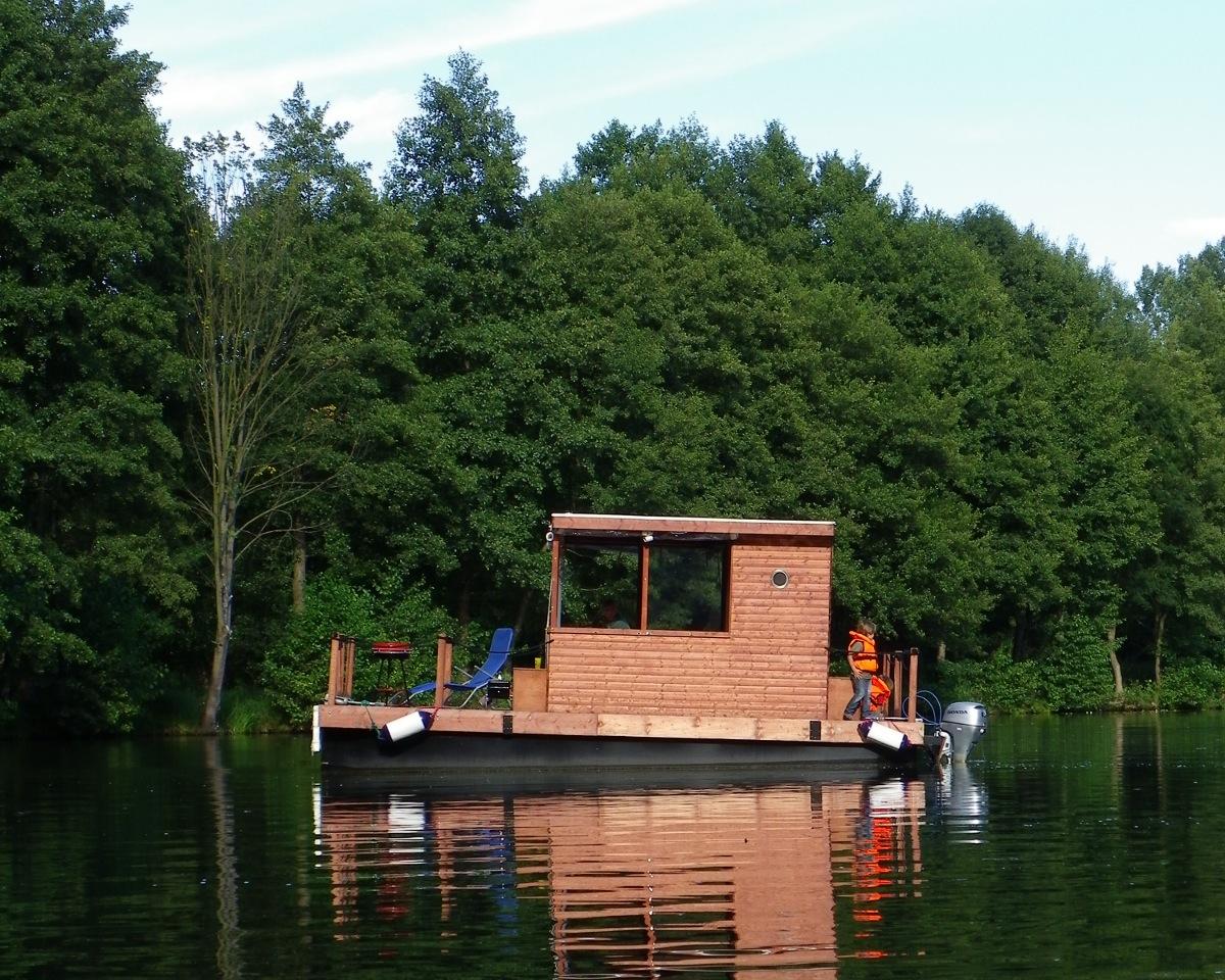 FlussFloß im Naturpark Dahme – Heideseen vor Anker